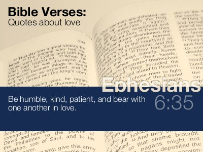 Ephesians 6:35 Bible quote